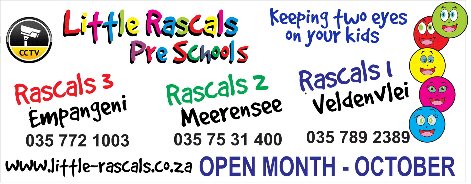 Little Rascals Pre School Open Day Richards Bay Empangeni KZN